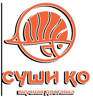Логотип загрузки заведения СушиКо