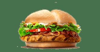 Изображение Бургеры курица, рыба